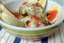 Ice Cream Lovers / Healthier for you, ice cream recipes.