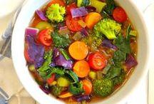 Vegan Recipes / Eat more plants. Tasty vegan meals and treats.