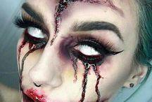 Halloween/SFX Makeup