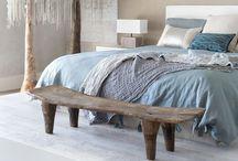 Dormitorios (bedrooms): decoración