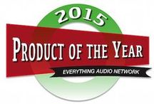Awards / Award-winning products from Benchmark Media Systems. A partial listing of our product awards.