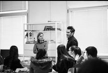 School by Raul de Andreas. / Formación y nuestra filosofía. Siempre aprendiendo.