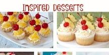 Delicious Desserts / Life is short, eat dessert first! Get inspired with dessert recipes and menu ideas that can be made with delicious DOLE® products. A complete guide to cakes, pies, crumbles, cobblers, galettes, mousse, cupcakes, tarts, and more!
