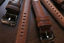 Watch Strap Design / The stitching, materials, and designs of our products.