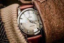 Vintage Watches / A collection of the most beautiful vintage watches we can find.
