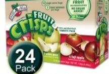 Freeze Dried Fruit Crisps - Healthy Snacks / 100% Natural, Freeze-Dried Fruit Snacks- Delicious, healthy, and convenient.  We start with FRESH fruit, then send it to our state-of-the-art freeze-dried process that gently removes the water from the fruit, and transforms it into a delicious, light, crisp.  Unlike other dried fruits, Brothers-All-Natural Fruit Crisps retain the nutrients of the fresh fruit with no added sugars, preservatives or artificial coloring. Gluten free, soy free, peanut/tree nut free, vegan and OU Kosher certified.