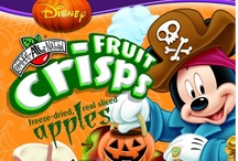Healthy Halloween Treats / Give out healthy Halloween treats this season that kids love.