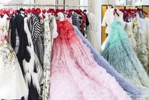 Swoon-Worthy Gowns / Stunning gowns and red carpet-worthy dresses that make our hearts melt. Hey, a girl can dream...