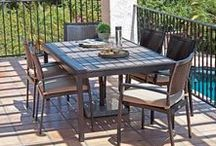 Patio Dining Sets / Browse some of our most popular outdoor patio dining sets for your patio or garden set