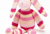 Crochet toys for children