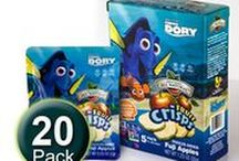 New Products! / New additions to our family of freeze-dried fruit crisps!  The healthy snack!
