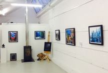 Ascot Studios Art Gallery / Contemporary Art Gallery selling original paintings from contemporary artists & painters based in the UK.