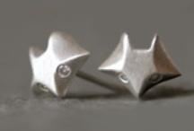 Michelle Chang: Earrings / Little earrings. Big personality.
