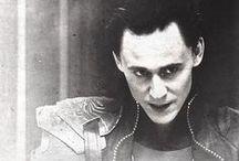 Loki Laufeyson (aka Tom Hiddleston): The True King of Midgard ♥ / Dedicated to my love of Loki and Tom Hiddleston.