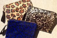 Prints & Patterns / Pick your pattern. Whether you love leopard print, crave that cheetah print, or can't resist reptile, our style picks and clutch bags have the prints and patterns to complete any outfit. Liven up that little black dress!
