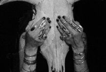 Bones can be beautiful / Skulls / by Connie Lovett