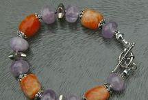 Armbände machen / Handgefertigte Perlen Armbände