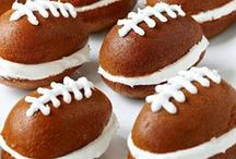 Game Day Snacks / Hosting a viewing party for the big game? Try some of these delicious recipes your guests will surely enjoy!