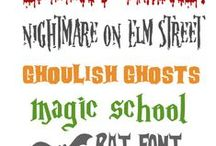 Fonts / Here is a Fun Font resource from CK and others around the web. Enjoy