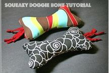 How-To DIY Pet Crafts / Here's a place to find all kinds of cute and practical items to make for your pets.  You can find loads of DIY instructions and patterns for how to make cat toys, dog beds, dog sweaters, etc.