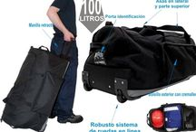 Bolsas y mochilas / Selección de bolsas y mochilas practicas y originales.