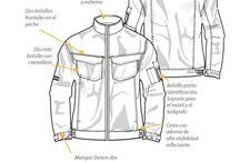 Ropa de trabajo / Selección de la ropa laboral con diseño practico y actual sin descuidar la calidad.