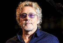 Roger Daltrey- one of the sexiest and loveliest men alive / Roger Daltrey- hot, cute, funny, talented, warm, kind - ageless...