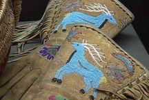 Perlen anders verwendet / Perlen überall: Handtasche, Schuhe, Klamotten