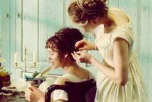 Séance d'habillage / Un tableau qui montre des femmes en train de se faire belles!