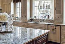 A kitchen or two! / Glorious, dream kitchen ideas..