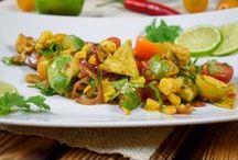 MEXIKANISCH essen | Tex-Mex Recipes & Inspiration