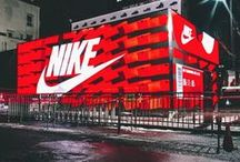 Nike / advertising, atl, btl, graphic design, POS, digital signage, interactive, web, print, digital, motion graphics, motion design, TV commercial, animation, tvc
