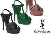 shoes - Yves Saint Laurent -YSL / ysl