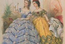 Mode : 1850-1860
