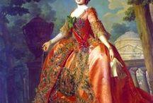 Mode : 18ème siècle