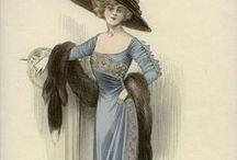 Mode : 1900-1910