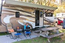 RV Patio / RVers live for the outdoors! Here's the gear we have on our patio, stuff we recommend, articles, and  more.