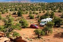 Off-Roading & Wild Camping / Here are some great off-road vehicles, places to off-road, boondock, and explore off the beaten path. We boondock with our RV sometimes, and we're a fan of off-roading fun.