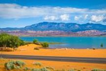 Great Campgrounds and RV Parks / Here are some of our favorite campgrounds and RV parks.