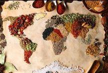 Recettes Monde / World recipes