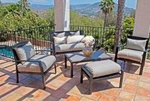 Chat Sets / Enjoy some rest and relaxation or a nice evening with your friends and family in our luxurious chat sets.