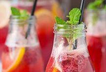 Drinks | Getränke // Erfrischendes für den Sommer