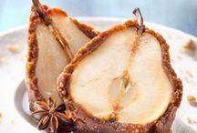 Birnen | Pear Recipes