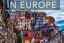 EUROPA - Low Budget Travelling in Europe