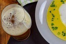 Foodparing & CRAFT BEER | Kochen/Backen & Essen mit Bier / Craft Beer & Food. Alles rund um den Bier-Genuss bei einem leckeren Essen. Ob als stilvolle Begleitung oder integriert in das Koch- oder Backrezept. Hier geht es kreativ zu. Street Food, Bar Food, Brauhausküche und klassische Gerichte neu interpretiert. Egal ob Vorspeise, Hauptspeise oder Dessert - ein gutes Craft Beer mit dem passenden Aroma lässt sich immer finden.