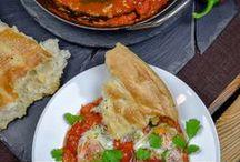 EXOTISCH essen | Exotic Recipes & Inspiration / Exotische Leckerbissen gehen immer oder? Ich liebe die Abwechslung in der Küche! Nordafrikanische, indische, thailändische Rezepte, Ideen Inspiration und vieles mehr!