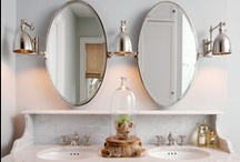 Bathrooms / by Christa Evernham