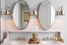 Bathrooms / by Christa Evernham
