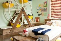 Kid's Room / by Laure T.