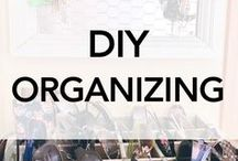 DIY Organizing / DIY Organizing starts with your motivation to order your life. If you aren't in our service area, these tricks can help, and our online store is stocked with ways you can learn right from home.